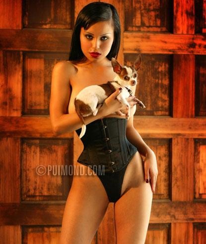 Model: Caroline Aquino, Photos: Perry Gallagher