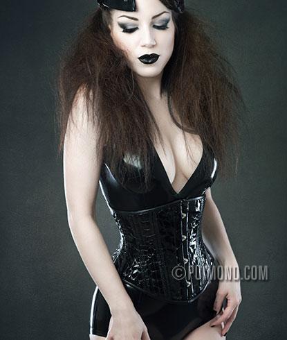 Model: Morgana Photo: Iberian Black Arts