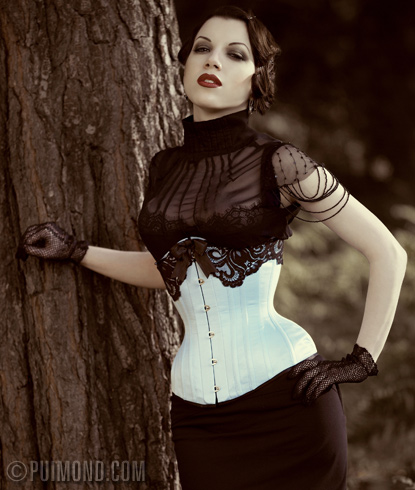 Model: Morgana