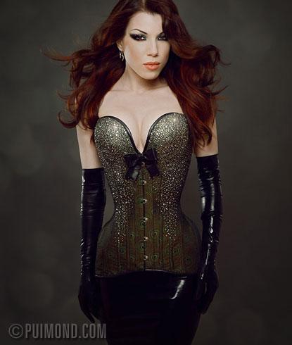 Morgana photo by Iberian Black Arts