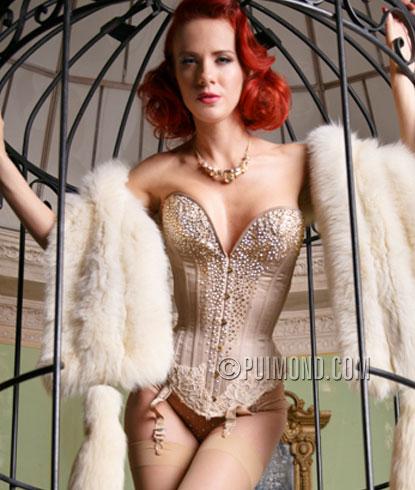 Model: Miss Donna Hood
