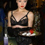 Dita Von Teese launches her latest fragrance EROTIQUE at RonRobinson/Fred Segal event