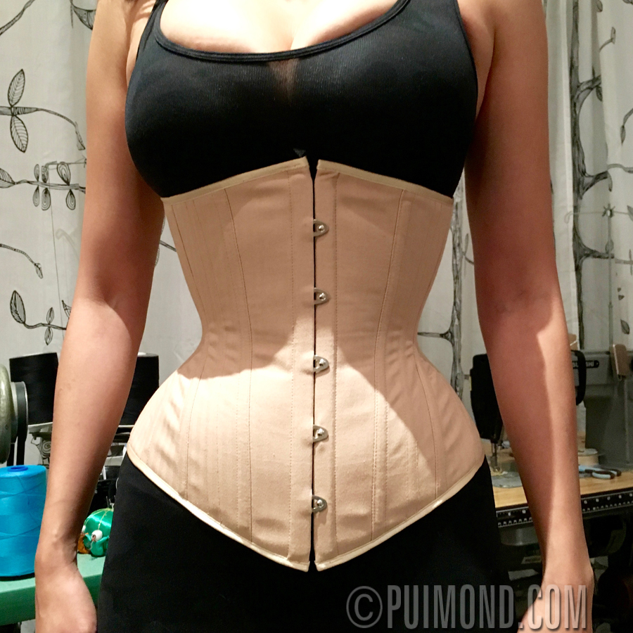 9ae4c4b78de Workshops for making an underbust corset are available on weekday days at  Richard The Thread